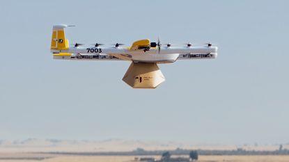 Google krijgt groen licht om pakketjes met drones te bezorgen