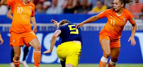 Oranje is een vechtmachine pur sang