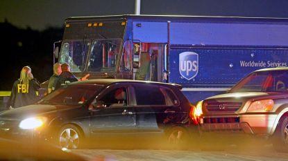Massale achtervolging van gestolen UPS-bestelwagen in Florida eindigt met schietpartij: 4 doden