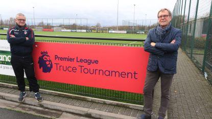 """Jonge voetballers spelen voor vrede: """"Fairplay en vriendschap zijn ons doel"""""""
