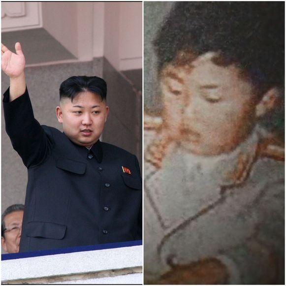 Kim Jong-un, nu en als kind. Volgens de lijfwacht van zijn vader kende de Noord-Koreaanse leider een heimelijk en geïsoleerd bestaan en was het een opvliegend, meedogenloos kind.