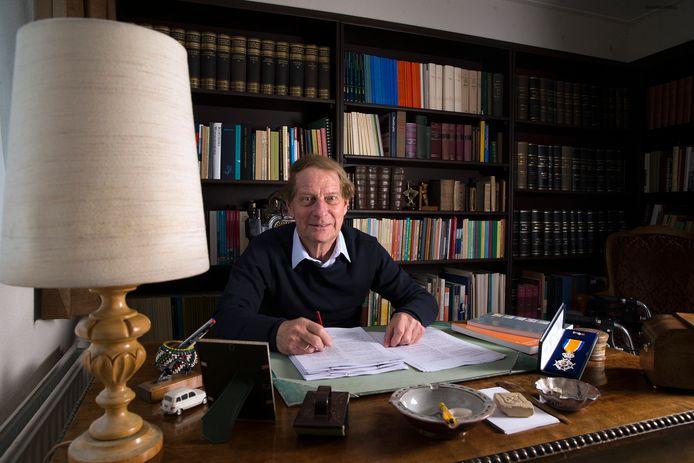 Dialectoloog Lex Schaars: 'Taal is een levend ding. Dat vind ik er zo fascinerend aan.'