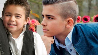 """Wow! Zo ziet zoontje van Debby en Nicolas Pfaff er nu uit: """"Wat gaat de tijd toch snel"""""""