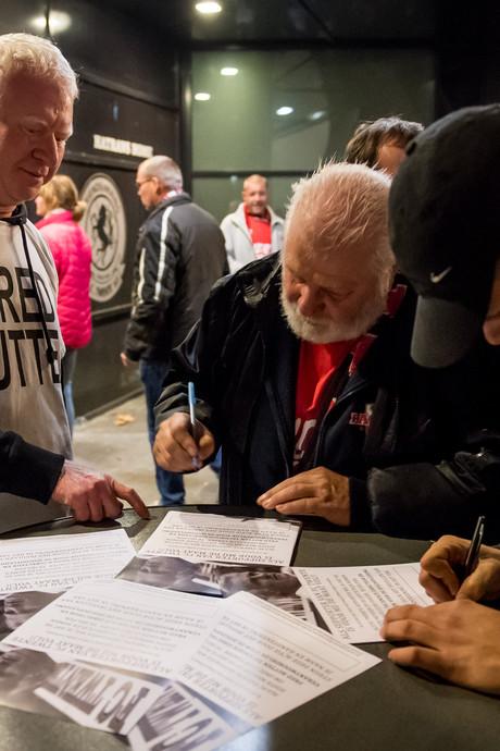 2.000 steunbetuigingen voor terugkeer Fred Rutten