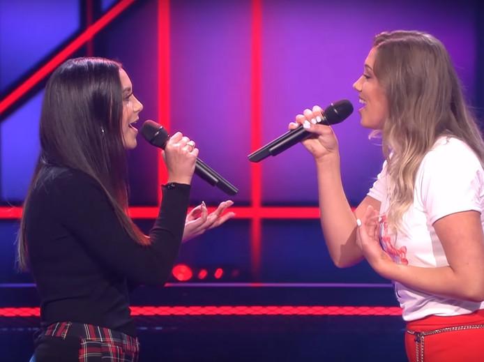 Anouk Knikkert Bijna Weer Twee The Voice Talenten Uit Haar Team