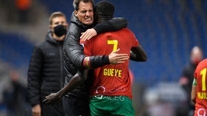 "KV Oostende al vijf matchen ongeslagen: ""Geloof groeit elke week"""