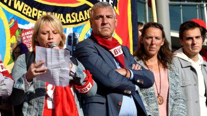 """Antwerps ABVV-voorzitter schuldig aan kwaadwillige verkeersbelemmering: """"Vakbond zal nooit aan handje van politici lopen"""""""