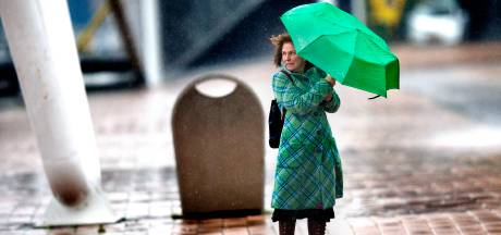 KNMI: windstoten tot 90 kilometer per uur in Flevoland