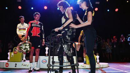 Dj Sagan draait voor To Walk Again