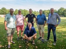 27 keer Van Kemenade bij vv Acht: 'Mooi om iets voor de club te betekenen'