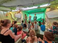Mobiel theater voor scholieren in Schaijk