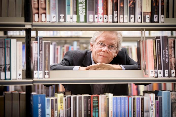 Hans Derks was zestien jaar lang bibliotheek van de StadsBIEB.