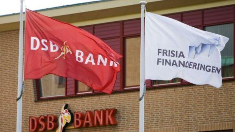 Het hoofdkantoor van de DSB bank in Wognum. Foto ANP Beeld