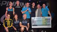 Spinning Day brengt 15.000 euro op voor Kiekafobee