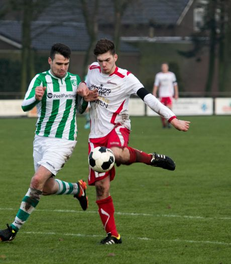 Programma amateurvoetbal competitie en districtsbeker