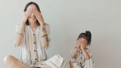 Twinning is winning: waarom willen ouders hetzelfde dragen als hun kroost?