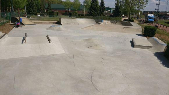 Ook het skatepark van Vorselaar houdt de deuren nog dicht voor de skaters