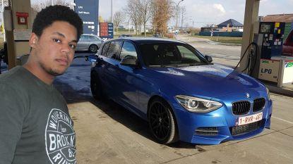Vier gemaskerde carjackers beroven Limburger van zijn BMW tijdens tankbeurt