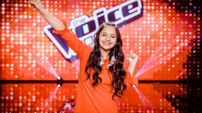 Katarina van 'The Voice Kids' heeft eerste single klaar