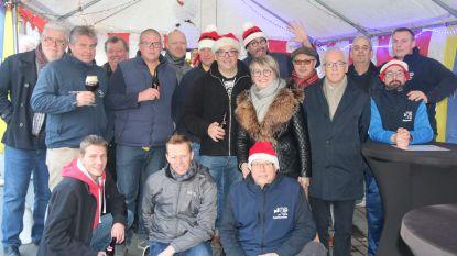Vier feestkomitees hand in hand voor organisatie  kerstmarkt
