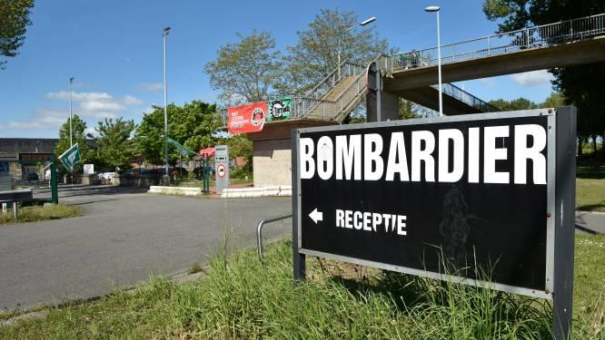 Personeel Bombardier werkt deze week niet meer