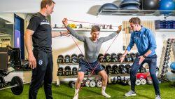 In 4 maanden tijd van fysiek zwak naar superfit Genk, met dank aan de 'high performance coach'