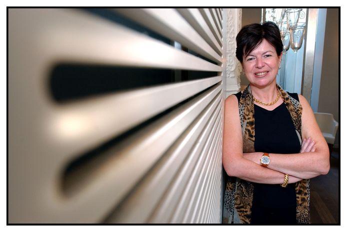 Frieda Brepoels is sinds 2013 burgemeester van Bilzen.