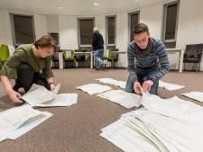 Ruime meerderheid stemt vóór referendum in Loon op Zand