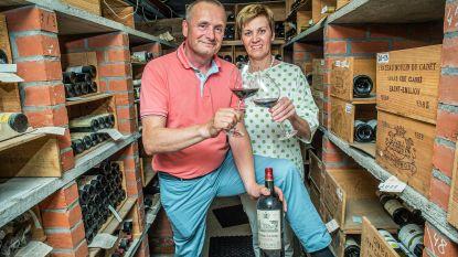 Restaurant De Ooievaar laat je proeven van oude wijnen