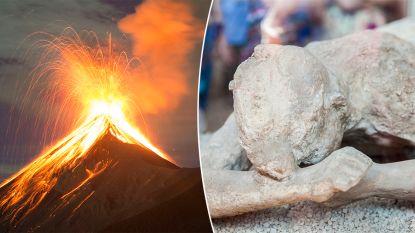 Levend gebakken en hersenen die in glas veranderden: slachtoffers Vesuvius stierven op nog ergere manier dan gedacht