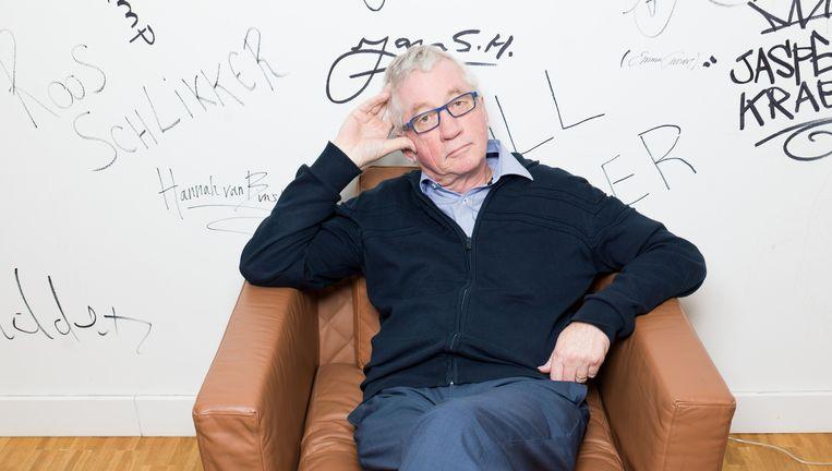 Bioloog Frans de Waal. Beeld null