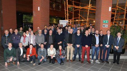 Wielertoeristenclub Elverdinge bestaat 50 jaar
