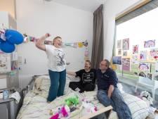 Geld voor uitvaart zieke Chloé (9) uit Losser binnen: 'Het maakt je sprakeloos'