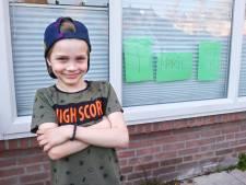 Leerkrachten Eindhovense basisschool houden de humor erin op 1 april: 'Veel ouders trapten erin'