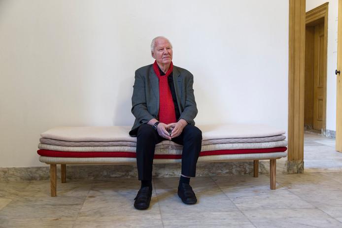 Armando in museum Oud Amelisweerd