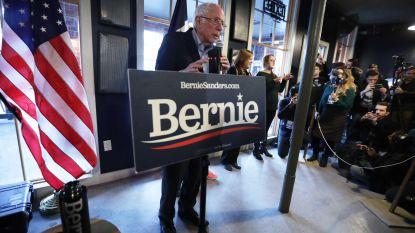 Sanders leidt ruim in peiling Democraten in Iowa