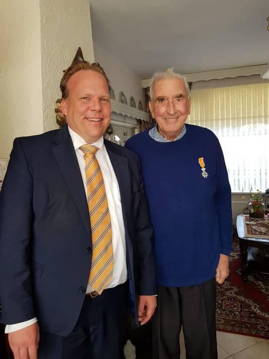 Wim Fens (77, Standdaarbuiten) -Lid in de Orde van Oranje-Nassau