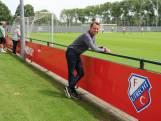 Waar FC Utrecht ook speelt, supporter Tommy is erbij