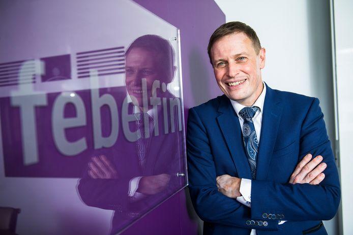 Febelfin-CEO Karel Van Eetvelt.