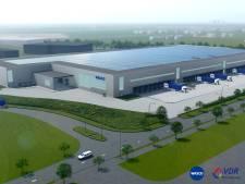 Gloednieuw distributiecentrum Wasco in Apeldoorn moet nu al fors worden uitgebreid