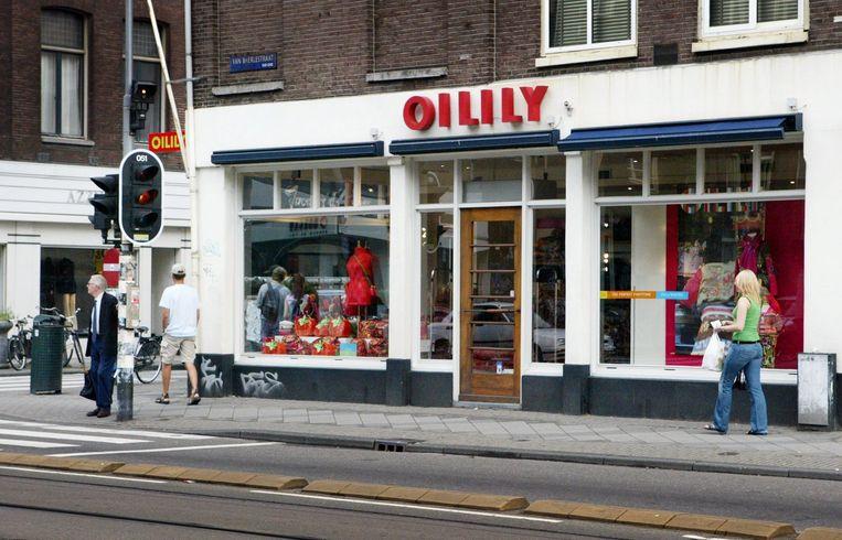 Onlangs opende Oilily zijn tachtigste winkel. Foto ANP/Juan Vrijdag Beeld