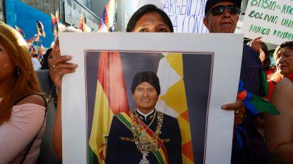 Gevallen Boliviaans staatshoofd Morales vraagt asiel aan in Mexico