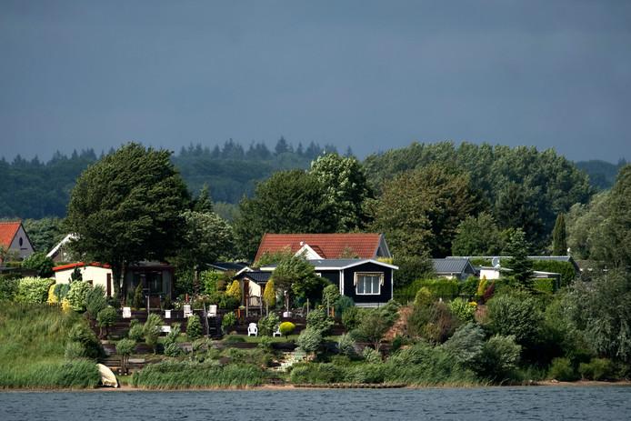 Recreatiepark  Rhederlaagse meren. Foto: Jan van den Brink.