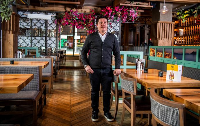 Het Grieks restaurant Irodion van Kostas Christodoulouin is populair en won diverse prijzen.
