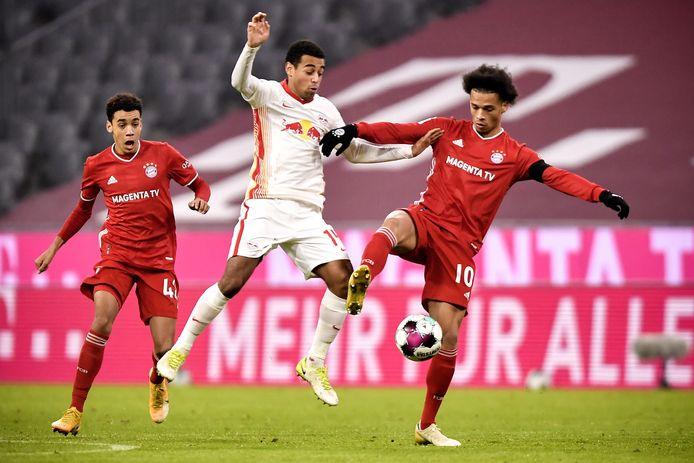Bayern München - RB Leipzig.