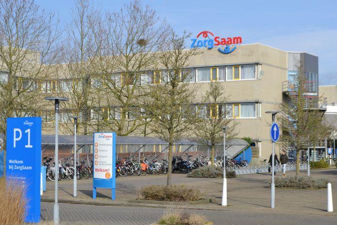 stockpzc ZorgSaam-ziekenhuis De Honte in Terneuzen.
