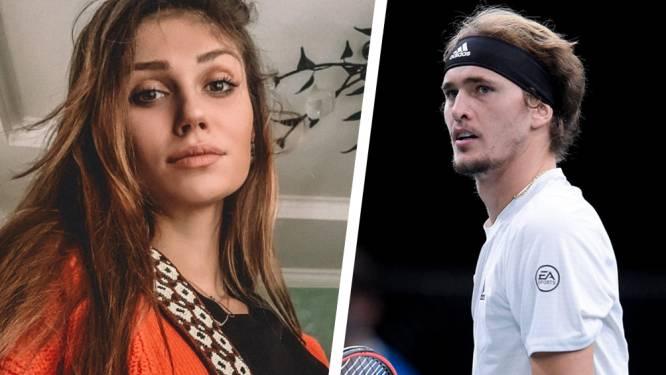 """Ex-vriendin doet haar volledig verhaal over relatie met """"gewelddadige"""" toptennisser Zverev: """"Het was een hel. Ik wilde niet meer leven"""""""