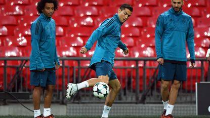 'De Koninklijke' komt en gaat: zien we vanavond nog eens het beste Real Madrid op Wembley?