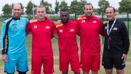 Yves Vanderhaeghe leidt eerste training bij KV Oostende