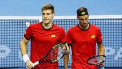 België nog niet zegezeker tegen Hongarije in Davis Cup: dubbelduo Bemelmans en De Loore onderuit na felbevochten vijfsetter